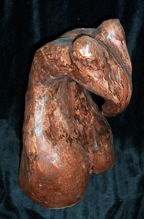 Figure Sculpture - Hook by Daniel Johnson