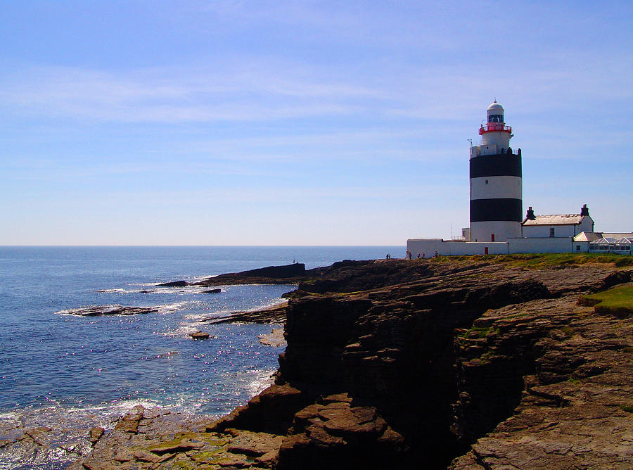 Lighthouse Photograph - Hook Head by Alessandro Della Pietra
