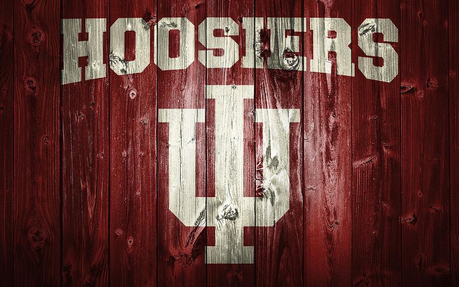 Hoosiers Barn Door Digital Art