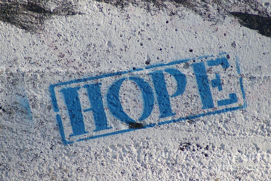 Hope Photograph - Hope by Catja Pafort
