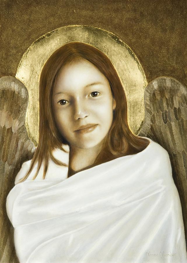Hope Painting - Hope by Nanne Nyander