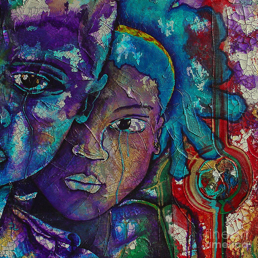 Hope Painting - Hope by Ron Carter