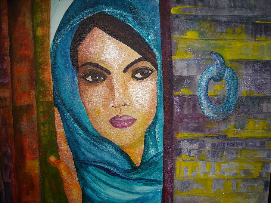 Hope Painting by Seema Sharma