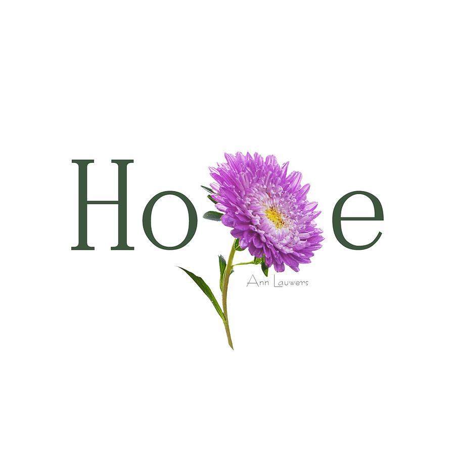Hope shirt by Ann Lauwers