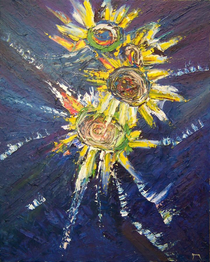 Hope Springs Eternal Painting by Scott Spencer