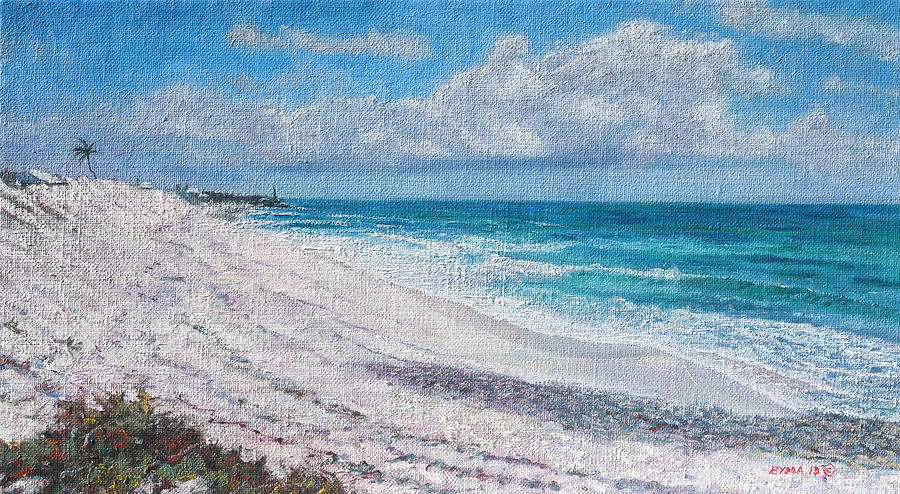 Hope Town Beach by Ritchie Eyma