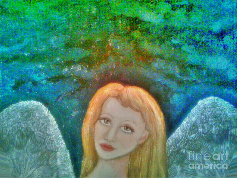 New Orleans Digital Art - Hope by Wendy Wunstell