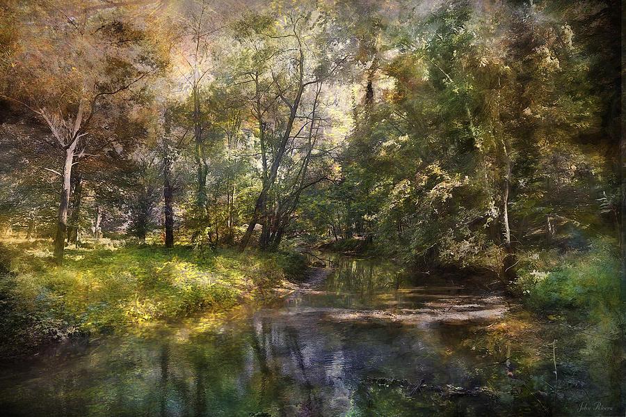 landscape photograph hopkins pond haddonfield nj by john rivera - Haddonfield Nj Halloween