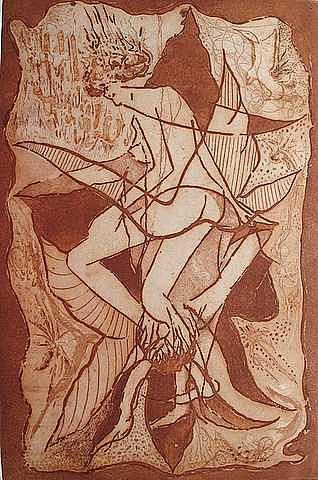 Horeyya Print by Samah Fahmy