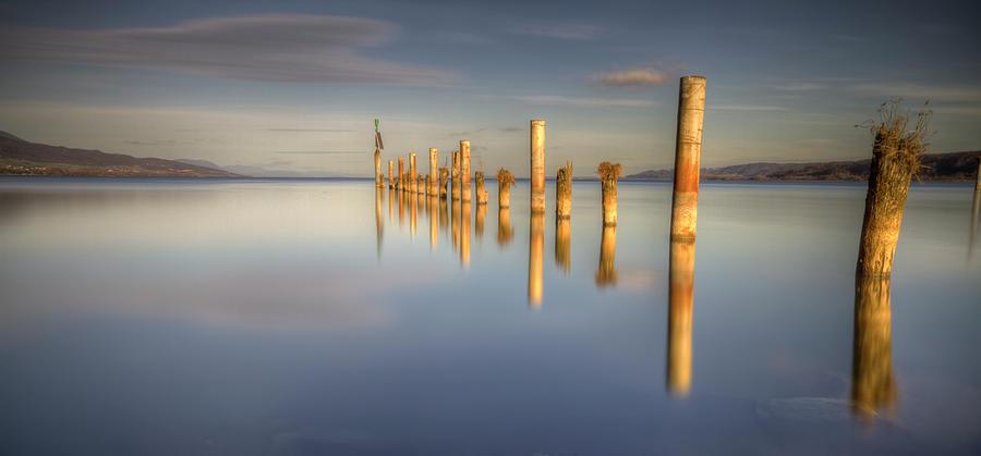 Horizontal Photograph - Horizon by Philippe Saire - Photography