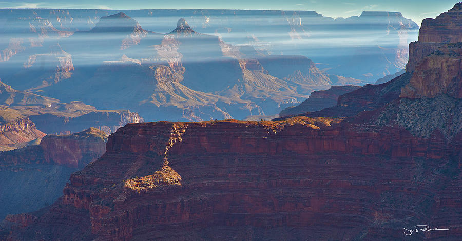 Arizona Photograph - Horizontal Light by Jens Peermann