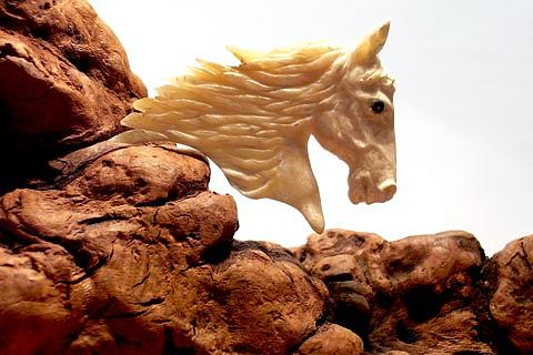 Horse Jewelry by Francois Thibault