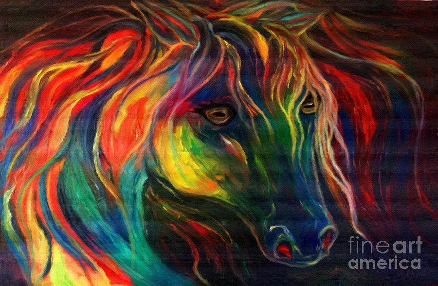 Horse of Hope by Pam Herrick
