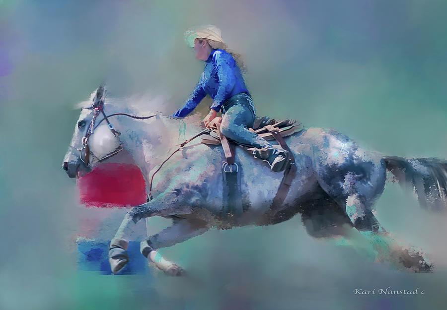 Horse Power by Kari Nanstad