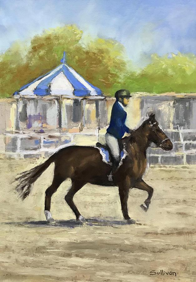 Horse Show by Dennis Sullivan