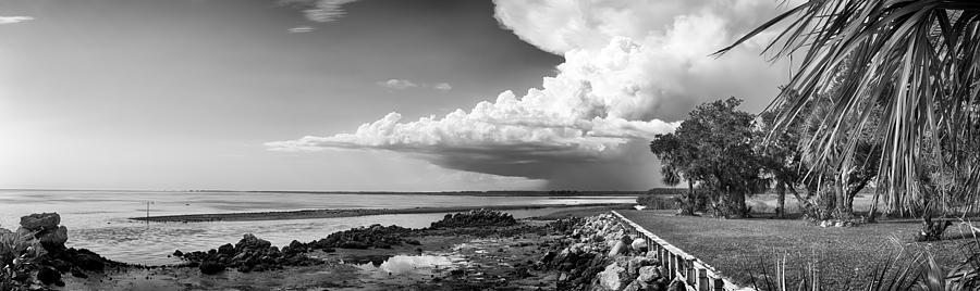 Nature Photograph - Horseshoe Beach by Howard Salmon