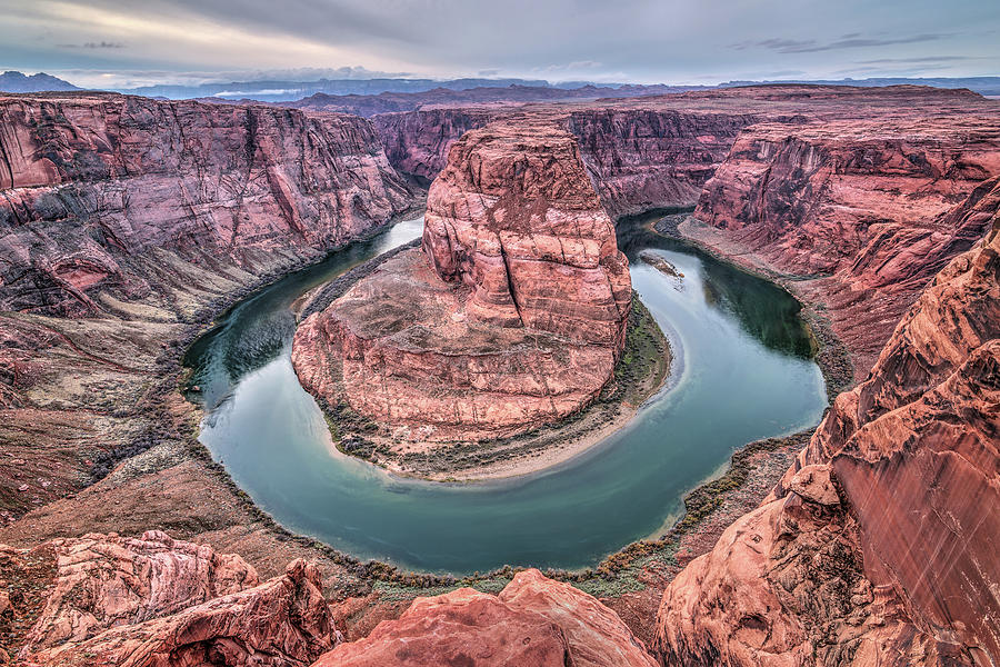 Horseshoe Bend Arizona by Todd Aaron