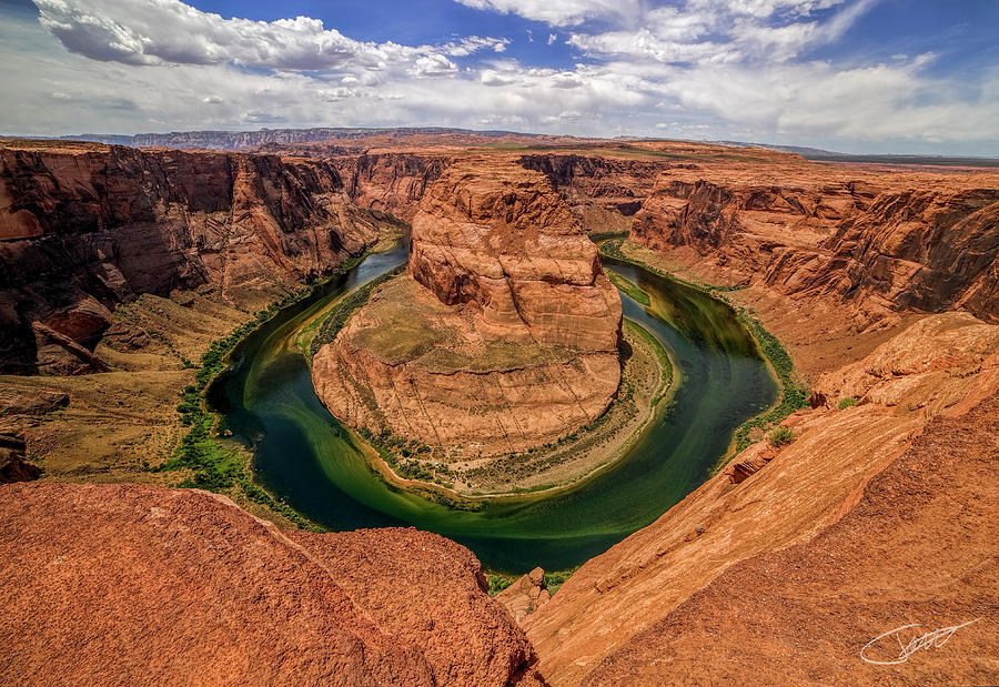Horseshoe bend by Jeff Niederstadt