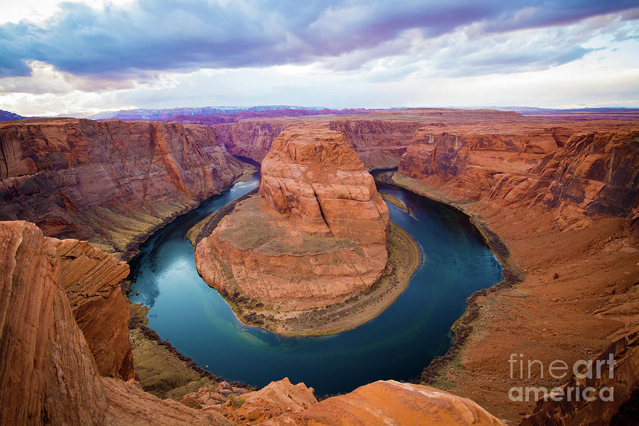 Horseshoe Bend by Kate Avery