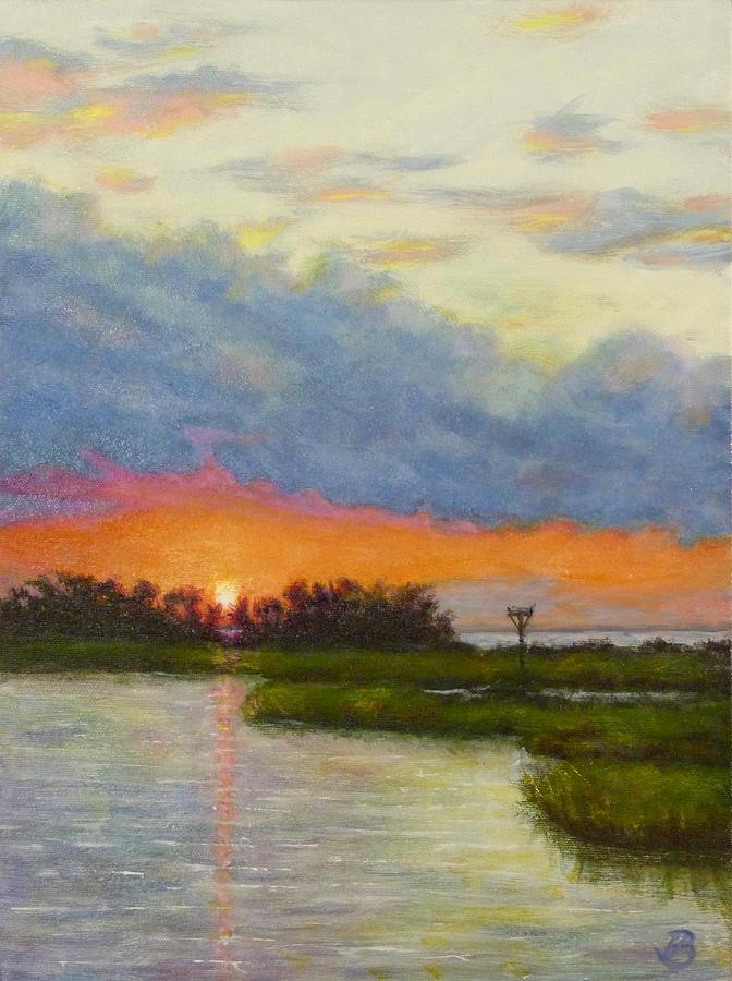 Horseshoe Cove Sunset by Joe Bergholm