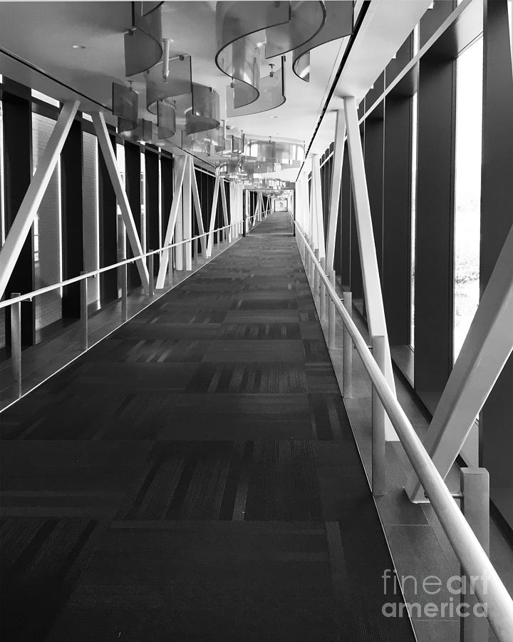Hospital A walk that never ends by Frank Merrem