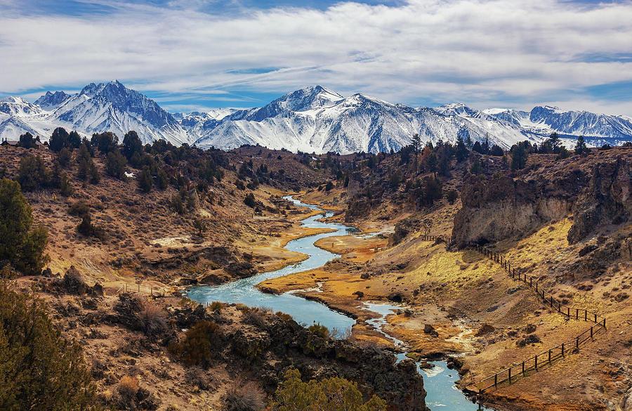 Hot Creek by Tassanee Angiolillo