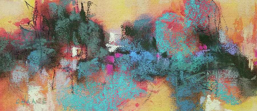 Heat Pastel - Hot by Cynthia Haase