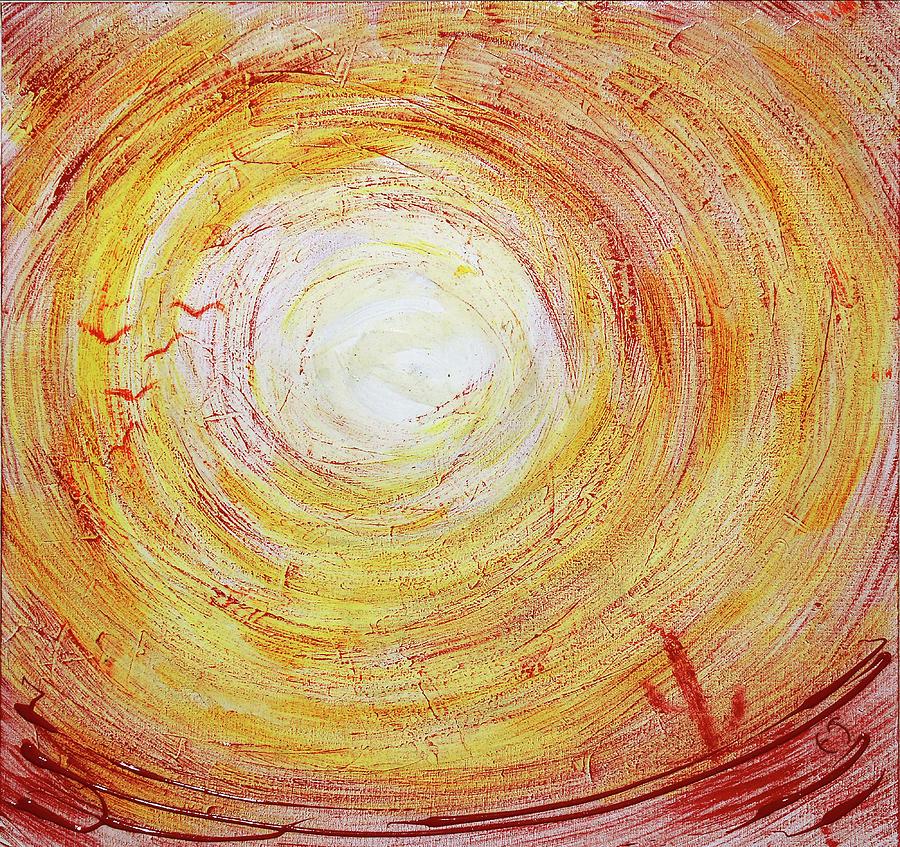 Hot Desert Painting