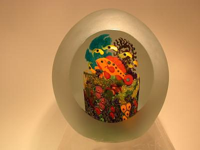 Hot Glass  Glass Art by Chris Heilman