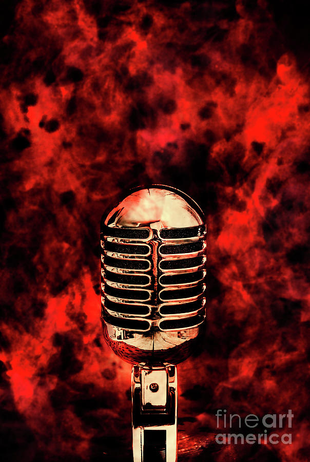 Fire Photograph - Hot Live Show by Jorgo Photography - Wall Art Gallery