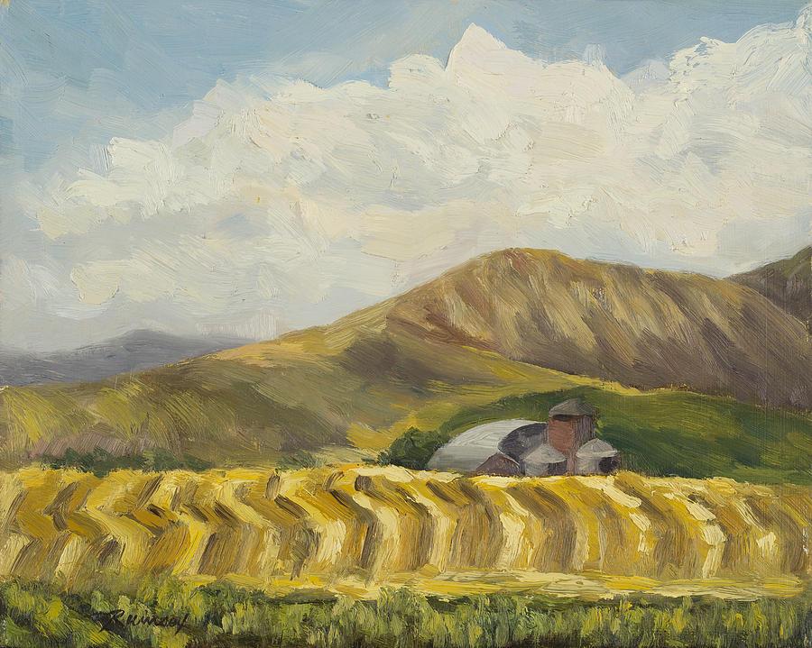 Hot Summer Crop by Julie Rumsey