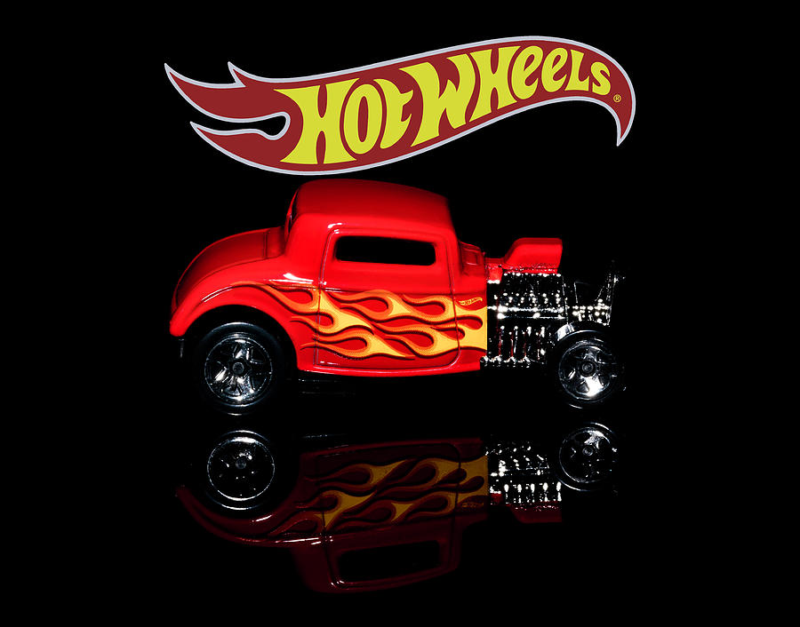 Hot Wheels '32 Ford Hot Rod by James Sage