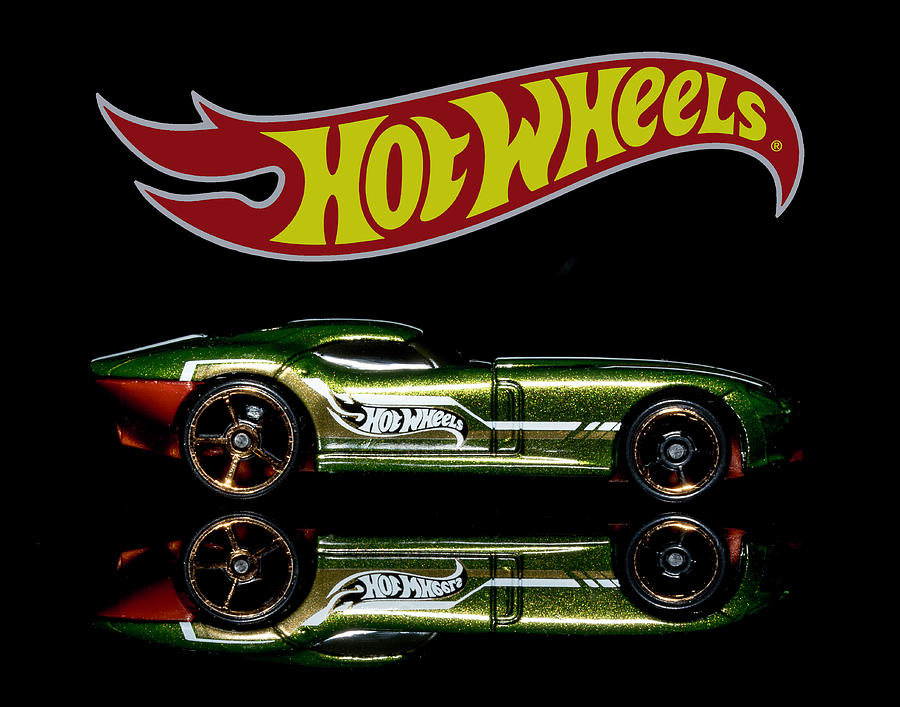 Hot Wheels Fast FeLion by James Sage