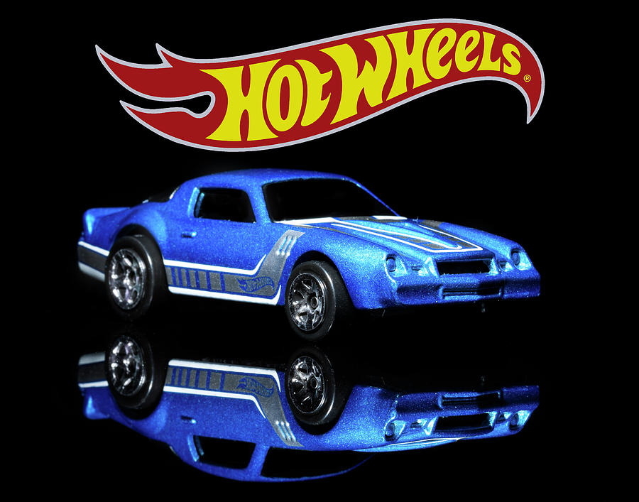 Hot Wheels GM Camaro Z28 by James Sage