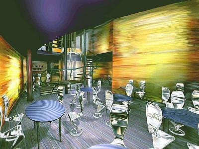 Hotel Humarea Digital Art by Humarea SLG