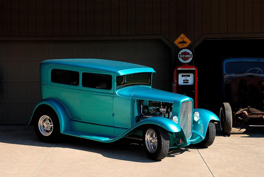 Hotrod Car by Dick Pratt