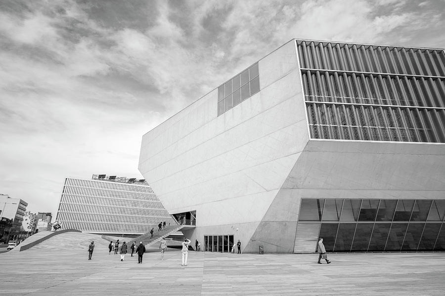 House Of Music Photograph by Bruno Rosa