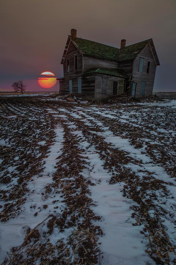 Sun Photograph - House Of The Rising Sun by Aaron J Groen