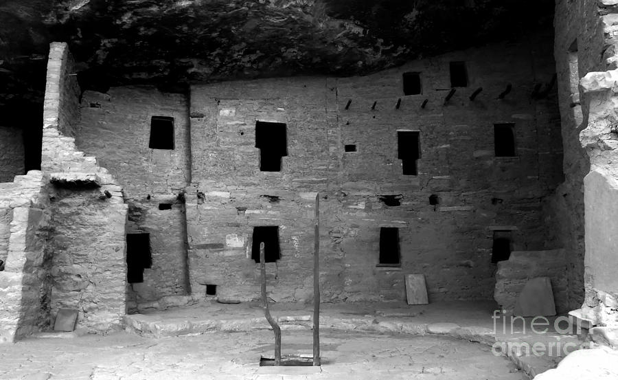 Anasazi Photograph - House Of Windows by David Lee Thompson