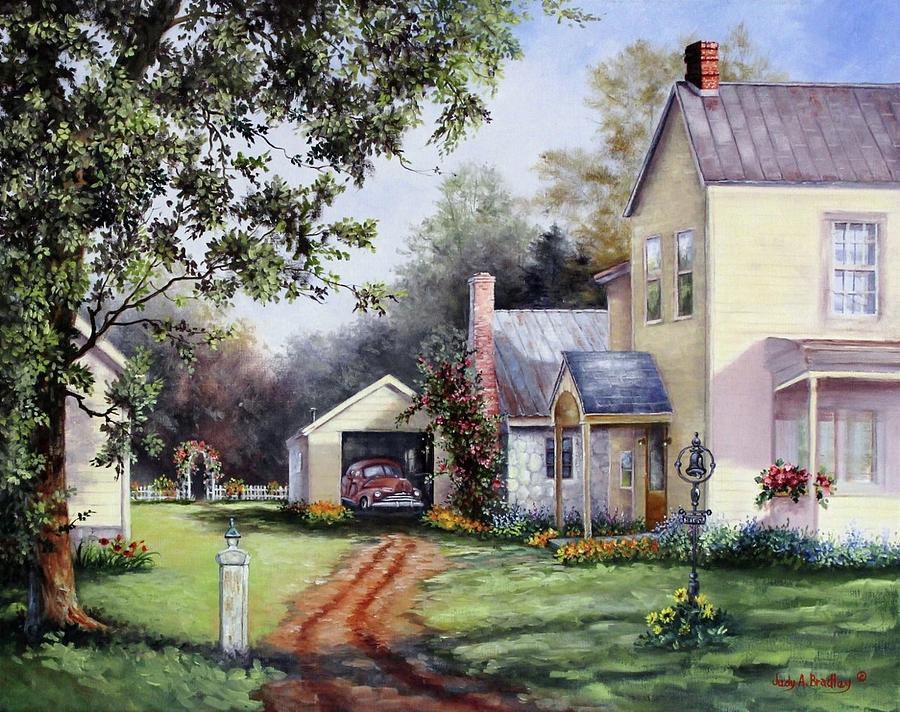 House On Bird Street by Judy Bradley