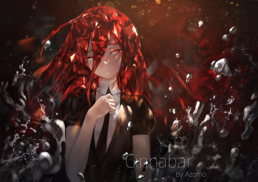 Vos conseils d'animes, séries, films - Page 3 Houseki-no-kuni-dorothy-binder