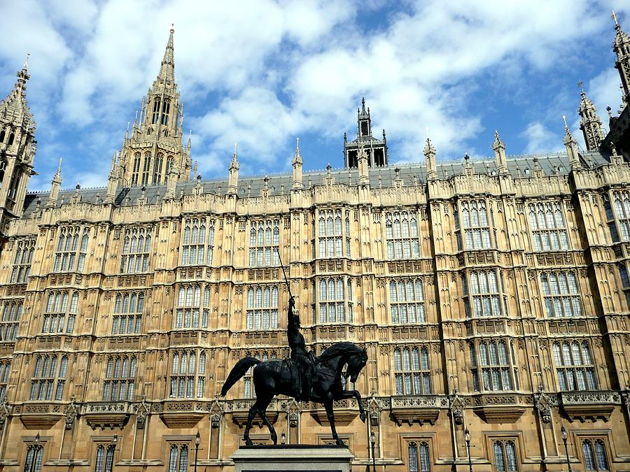 Castle Photograph - Houses Of Parliament by Dmytro Toptygin