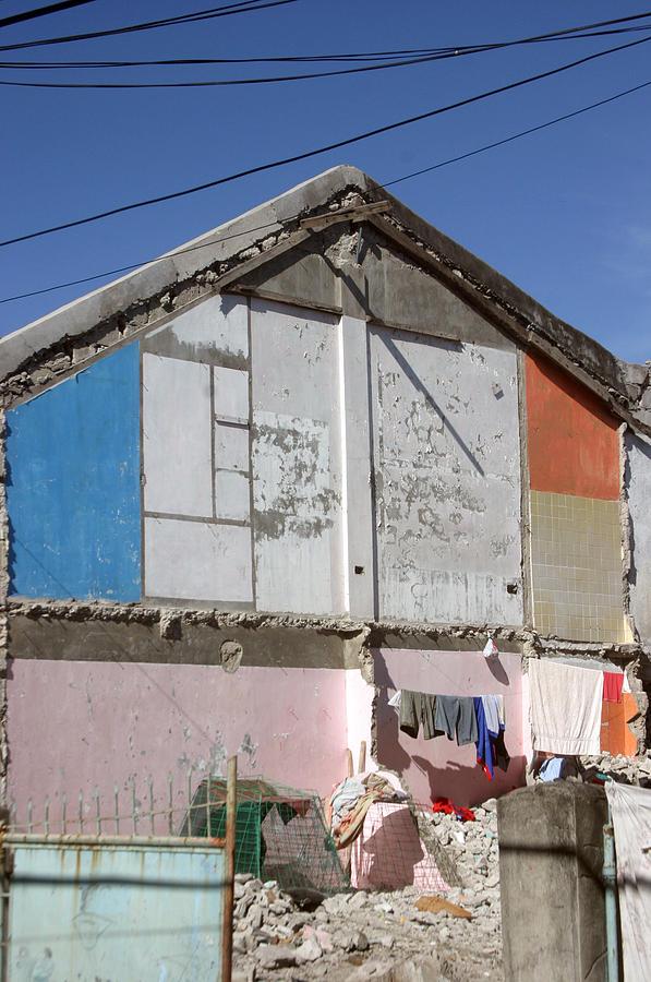 Photographer Photograph - Housing 2 by Jez C Self