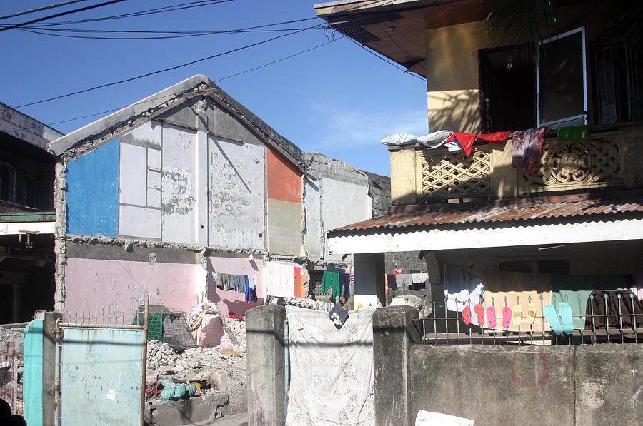 Photographer Photograph - Housing by Jez C Self