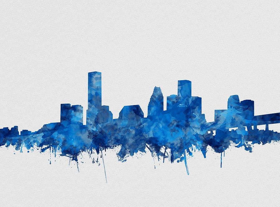 Acrylic Painting On Metal Texas