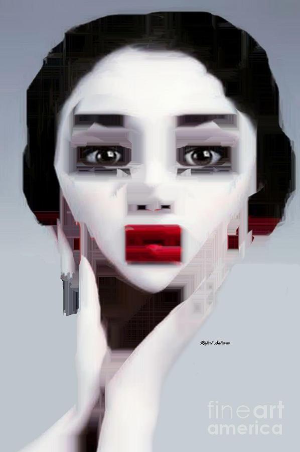 Colombia Digital Art - How Much by Rafael Salazar