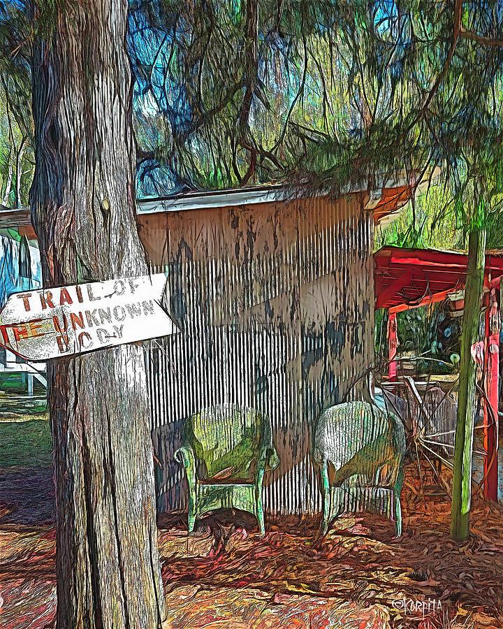 Howard Finster Paradise Gardens by Rebecca Korpita