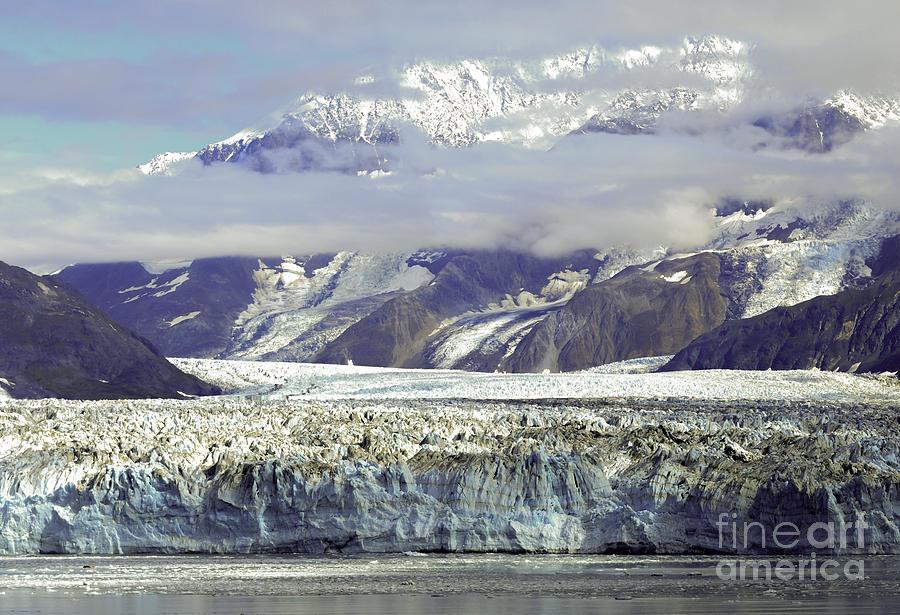 Hubbard Glacier by Gary Beeler