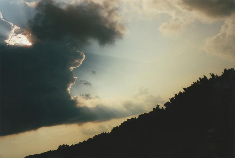 Sky Photograph - Hudson Wisconsin Evening by Gene Linder