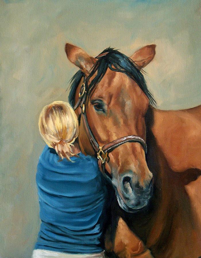 Hug Painting